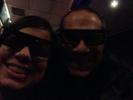 Terminator selfie!