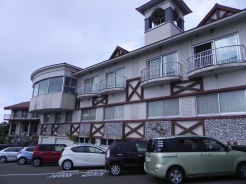 Hotel / Lodge at the Karst.