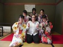 Tea ceremony club.
